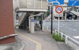 横浜の弁護士 神奈川駅からの道順2