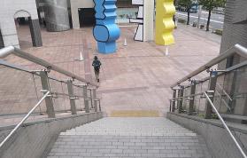 横浜の弁護士 横浜駅からの道順9